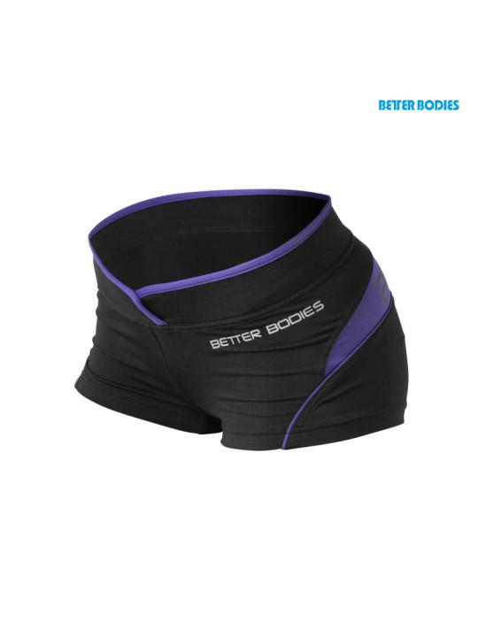 BETTER BODIES 110690-495 Спортивные шорты с низкой талией