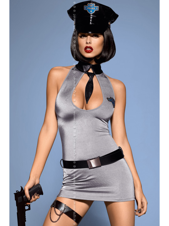 Obsessive комплект POLICE DRESS